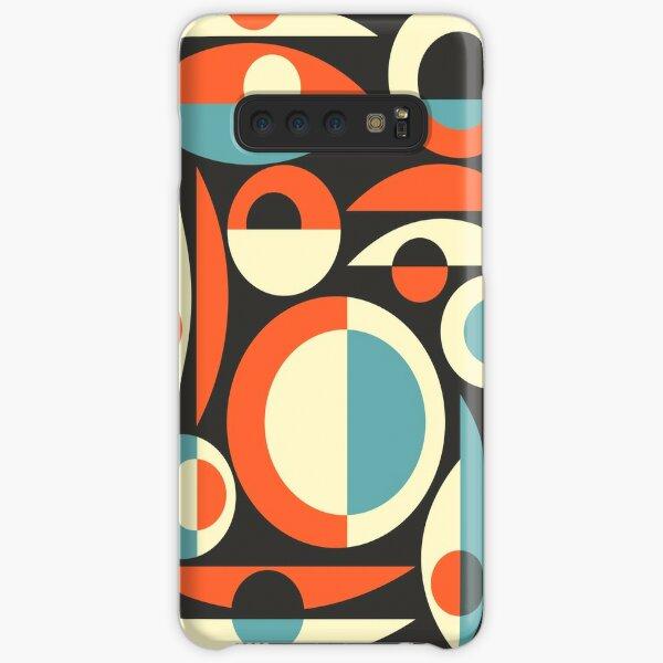 Retro Eames Era  Pisces Samsung Galaxy Snap Case