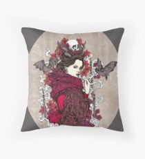 In The Castle ... Throw Pillow