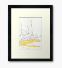 What have they done? Framed Print