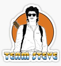 Team Steve Sticker