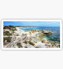 Longreach Bay Rottnest Island Perth WA Sticker