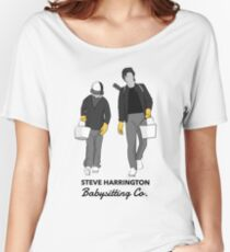 Steve Harrington Babysitting Co. Women's Relaxed Fit T-Shirt