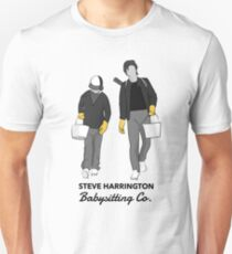 Steve Harrington Babysitting Co. Unisex T-Shirt