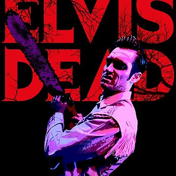 The Elvis Dead - 'Chainsaw Snarl' by theelvisdead