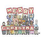 Happy politically correct Christma_ by MacKaycartoons