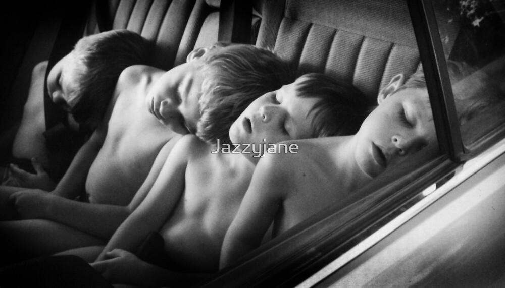 """Sleeping Beauties..."" by Jazzyjane"