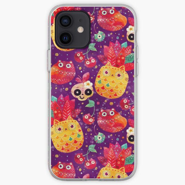 Mexican Tutti Frutti iPhone Soft Case