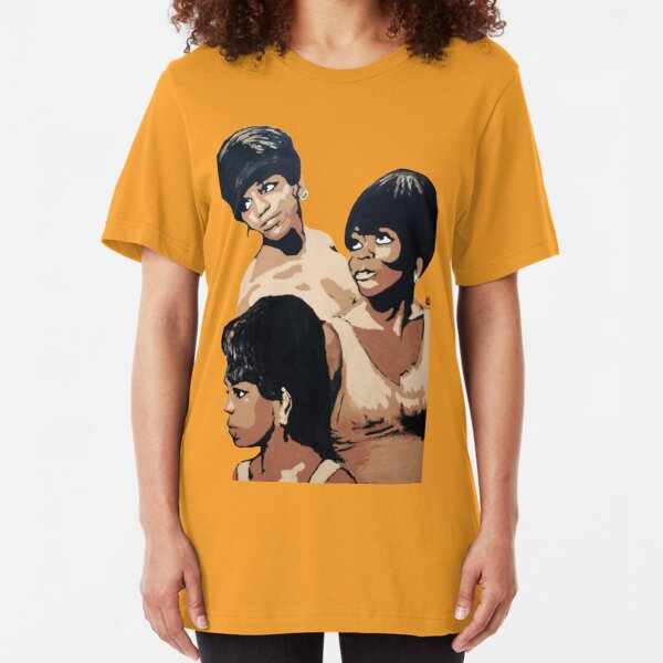 Diana Ross & the Supremes Slim Fit T-Shirt