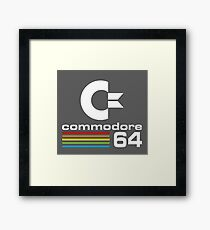 The Commodore 64 Framed Print