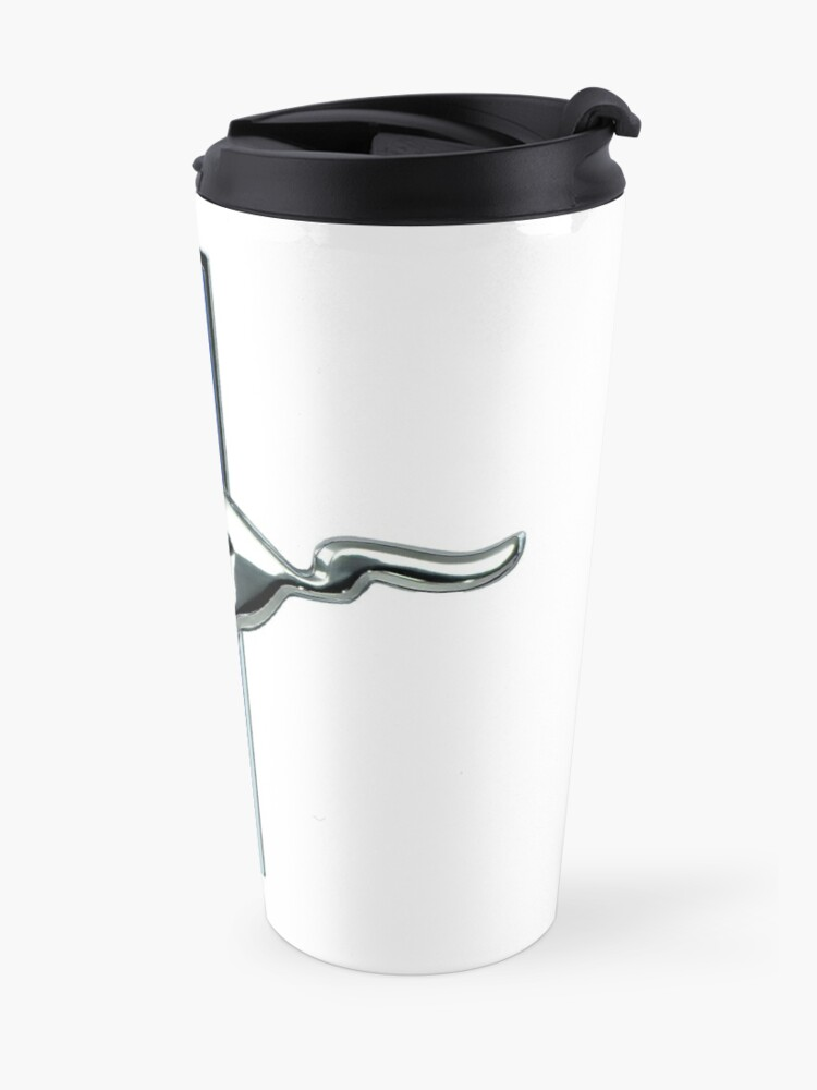 Alternate view of MUSTANG BADGE Travel Mug