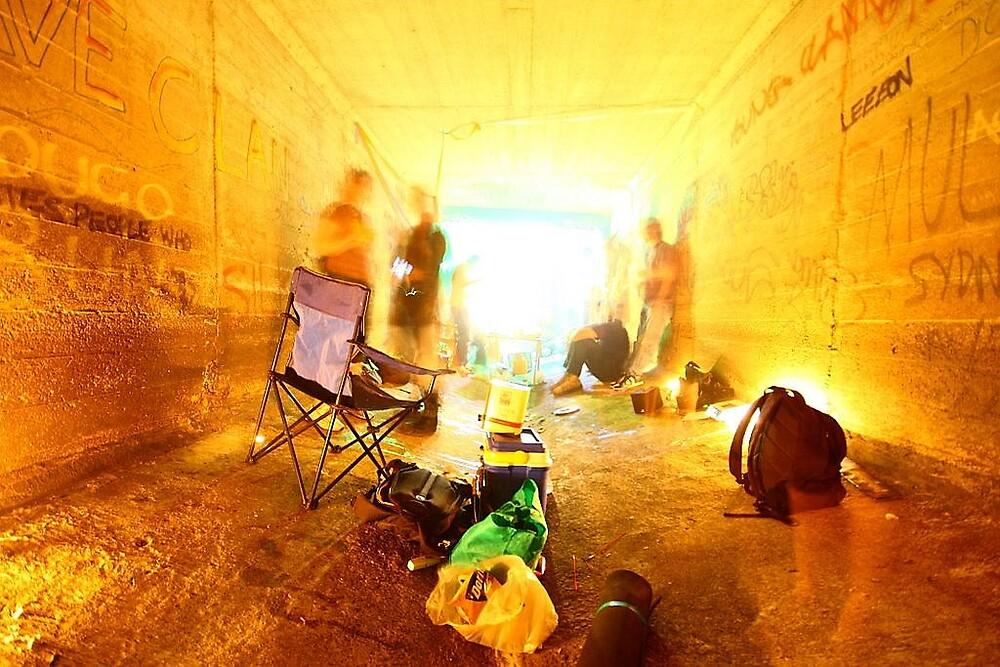 Party Room by ExplorerLoki