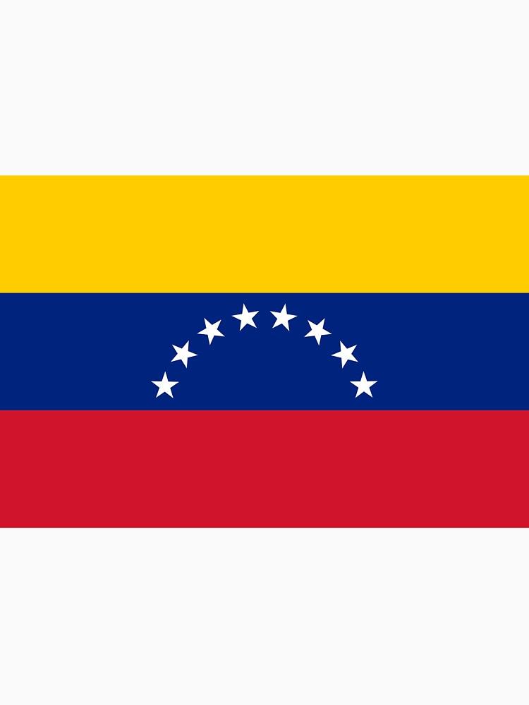 Venezuela Flag by zhirobas