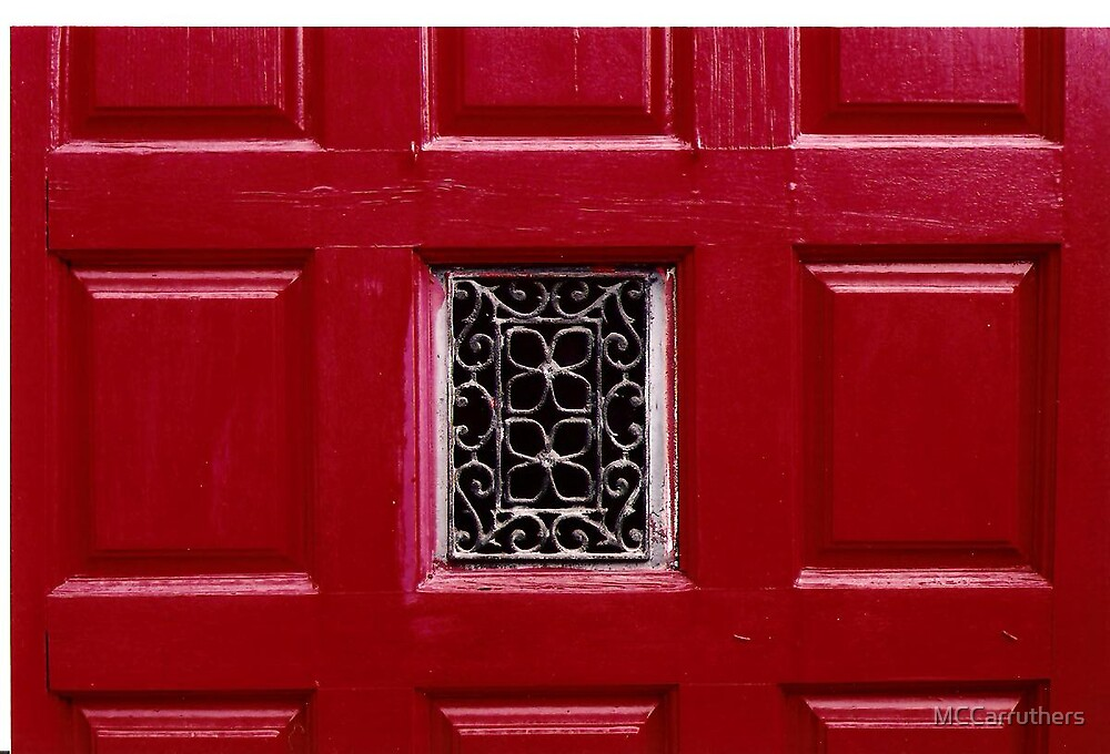 Red Door by MCCarruthers