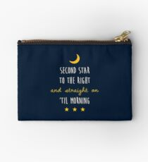 Peter Pan (Version One) Studio Pouch