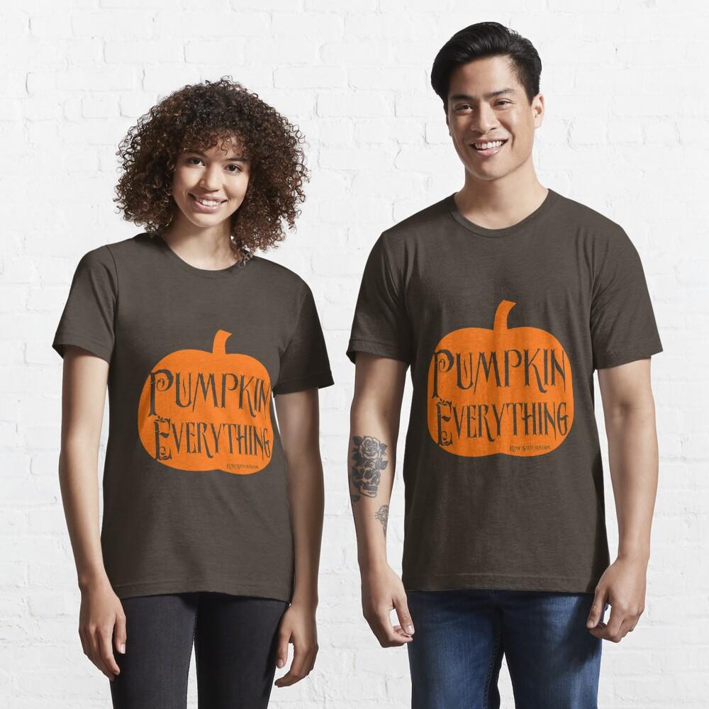 Autumn - Pumpkin everything style 2 fall Essential T-Shirt