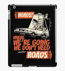 Roads iPad Case/Skin