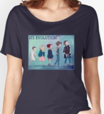 Stranger Things Eleven's Evolution - 11  Women's Relaxed Fit T-Shirt