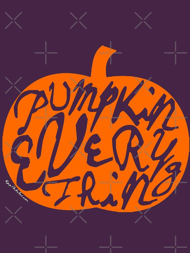 Autumn - Pumpkin everything style 1 fall by dubukat