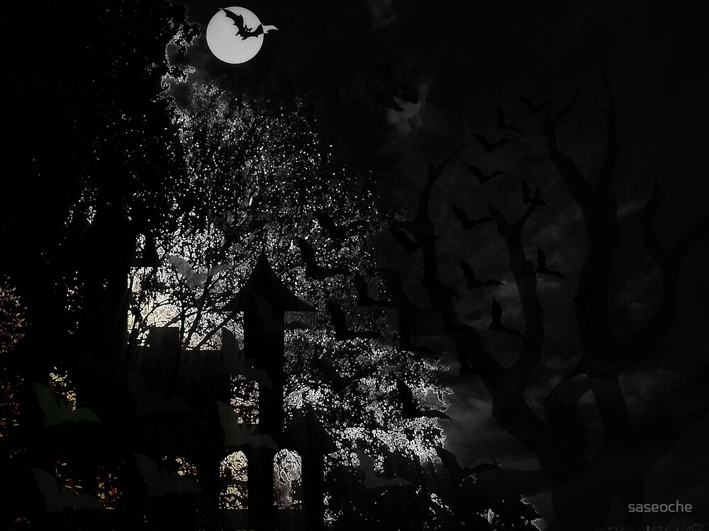 In The Nigth Of Full Moon by saseoche