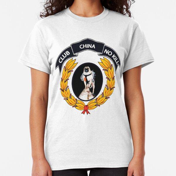 CLUB NO-KILL CHINA Classic T-Shirt