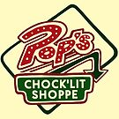 Pop's Chock'lit Shoppe (Light) by 4everYA