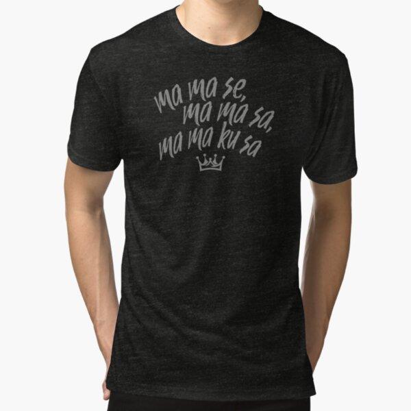 King of Pop Tri-blend T-Shirt