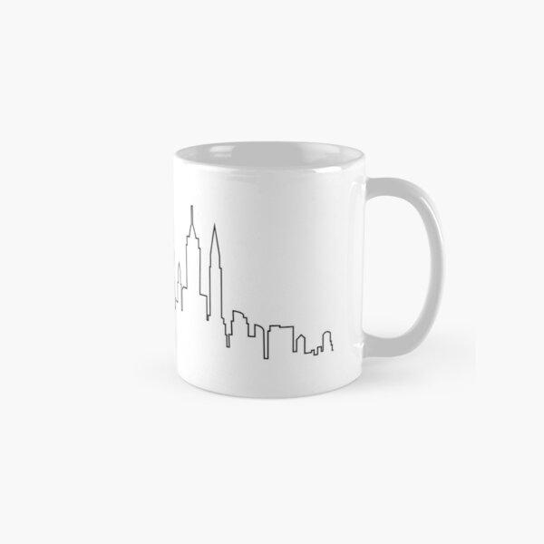 New York City Skyline Classic Mug
