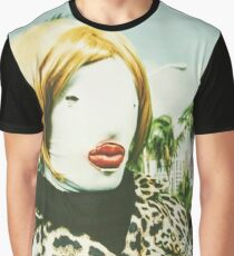 Faded LA Glamour Graphic T-Shirt