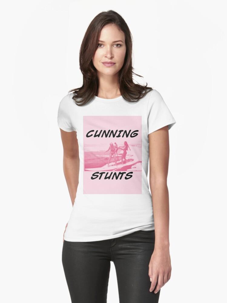 The Cunning Stunts.... by Paul Davis