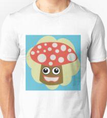 Mushroom Mike  Unisex T-Shirt