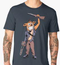 Ash Bandicoot Men's Premium T-Shirt