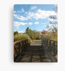 Entrance to Serenity Metal Print