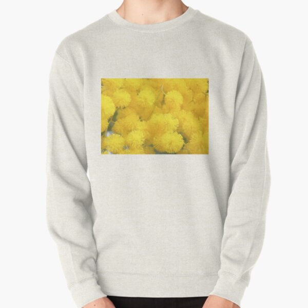 Mimosa. For you. Pullover Sweatshirt
