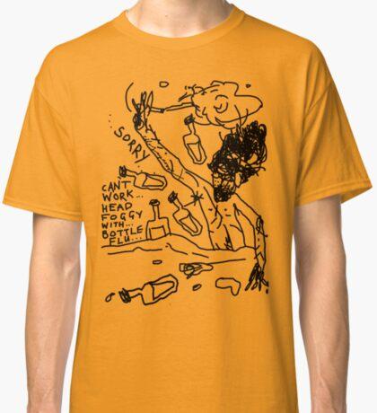 Bottle Flu Classic T-Shirt