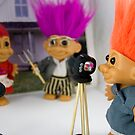Troll Photo Shoot by Sue  Cullumber