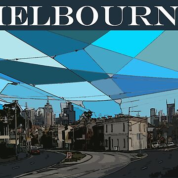 MELBOURNE by JDAMG
