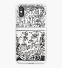 Black Plague iPhone Case/Skin