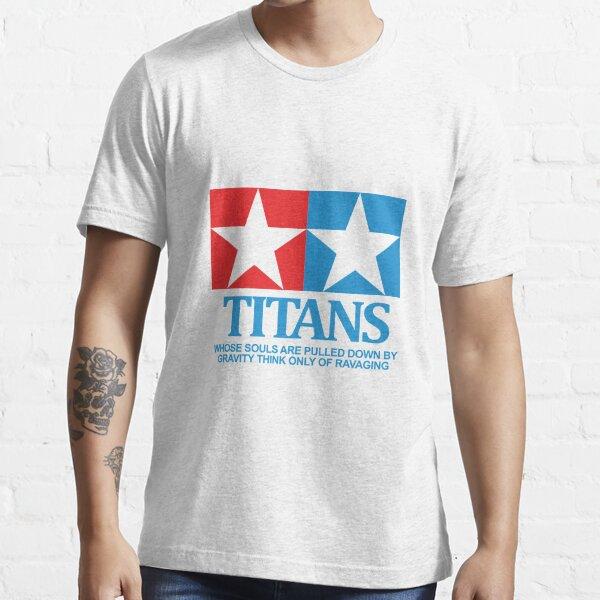 TITANS (tamiya) Essential T-Shirt