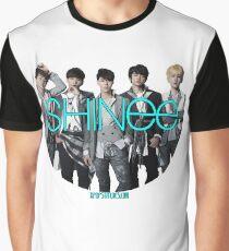 SHINee photo circle  Graphic T-Shirt