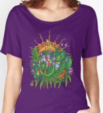 Sunrise in a Runcible Garden Women's Relaxed Fit T-Shirt