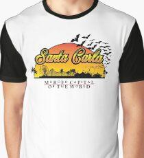 Santa Carla - Murder Capital Variant Graphic T-Shirt