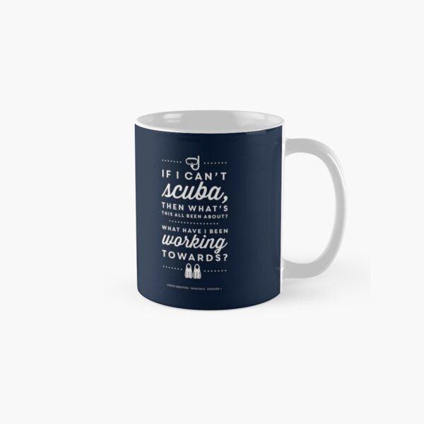 The Office - Creed Bratton If I Can't Scuba Classic Mug
