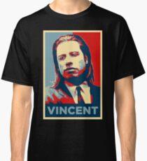 Vincent Pulp Fiction (Obama Effect) Classic T-Shirt
