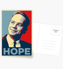 Andy Dufresne Hope (Die Schawshank-Erlösung) Postkarten