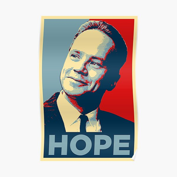 Andy Dufresne Hope (The Shawshank Redemption)  Póster