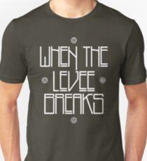 When The Levee Breaks T-Shirt