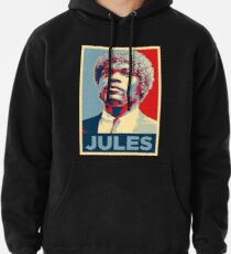 Jules Pulp Fiction (Obama Effect) Pullover Hoodie
