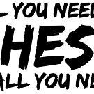 «All you Need is Chess» de AjedrezdeElite