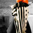 Even Clowns Need Comfort  by ArtbyDigman