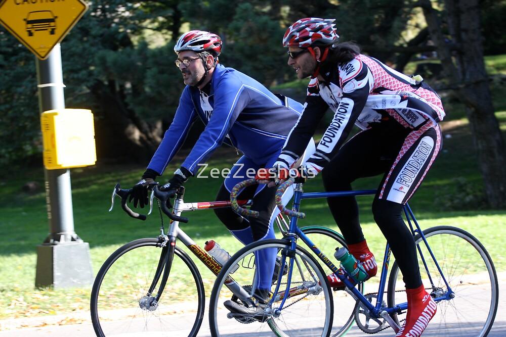 Cycling  by ZeeZeeshots